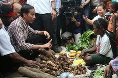 Jokowi Janji Bangun Rel Kereta Api di Papua pada 2015