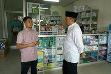 Cek Kenaikan Harga Masker, Wakil Wali Kota Tangsel Sidak Apotek di Pamulang