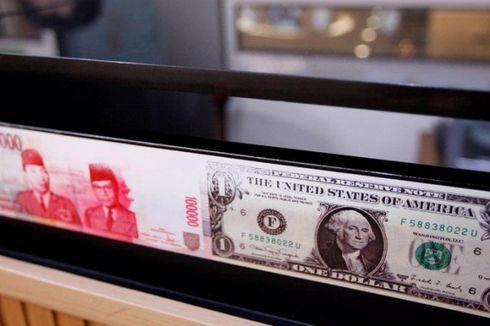 Melemah, Rupiah Masih di Atas Rp 10.000 Per Dollar AS