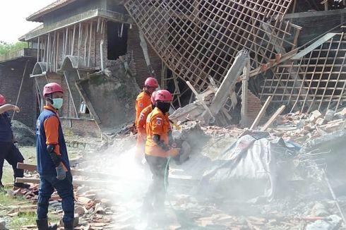 Rumahnya Sedang di Renovasi, Warga Tegal Ini Tewas Tertimpa Bangunan