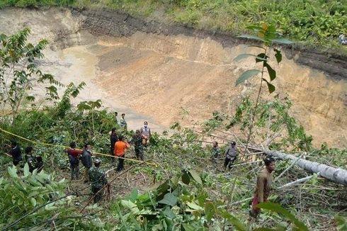 Tiga Hari Terjebak di Lubang Galian Tambang, 10 Pekerja Belum Bisa Dievakuasi
