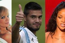 Istri Kiper Argentina Tawarkan Suaminya kepada Rihanna