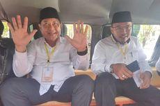 Naik Angkot, Paslon Independen Pilkada Samarinda Hantar 59 Boks Syarat Dukungan