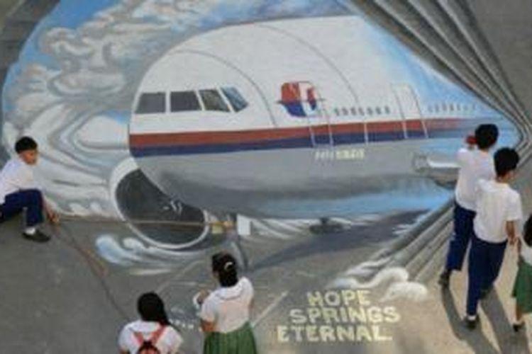 Pesawat sudah lebih dari sepekan hilang