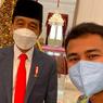 Unggah Foto Bersama, Raffi Ahmad: Selamat Ulang Tahun Pak Jokowi