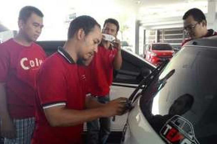 Toyota Etios Valco Club Indonesia (TEVCI) gelar