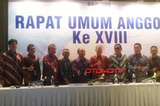 Ketua Umum Baru Gaikindo Periode 2016-2019