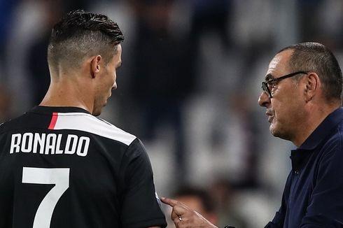 Milan Vs Juventus - Demi Scudetto, Sarri Minta Ronaldo dkk Tak Hilang Fokus