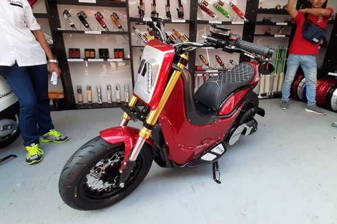 Yamaha NMAX HyperSkutik, Proyek Terima Kasih Katros Garage