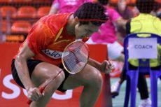 Jonatan Christie Gagal  ke Semifinal