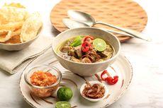 Resep Soto Daging Madura, Lengkap dengan Sambal Rebus Pedas