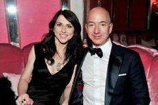 Mantan Istri Jeff Bezos Jual Saham Amazon Senilai Rp 5 Triliun
