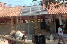 Atap Satu Ruang Kelas TK di Yogyakarta Roboh usai Genteng Dipasang