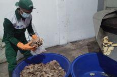 Tepung Porang Produksi IKM Gresik Diekspor ke China