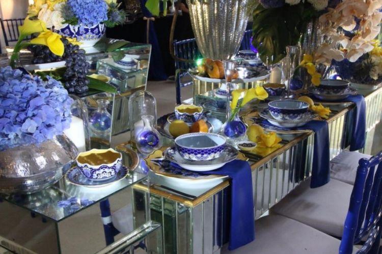 Koleksi Arcadia dari Zen Porcelain Tableware.