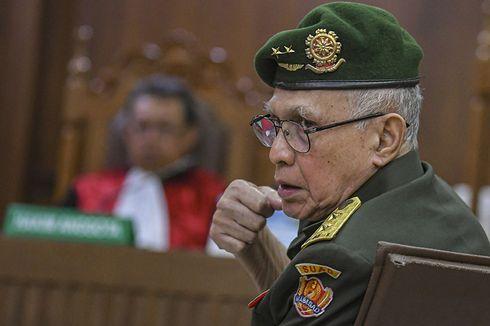 Kivlan Tuding Wiranto Korupsi Rp 10 Miliar Dana PAM Swakarsa