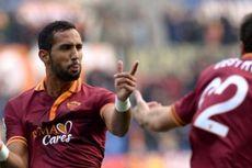 AS Roma Pesta Gol ke Gawang Catania