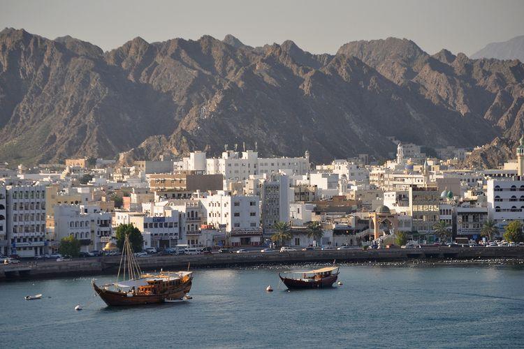 Ilustrasi Oman