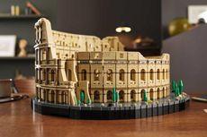 Set Terbesar, Lego Seri Roman Colosseum Miliki 9.036 Bagian