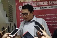 Dalam Sidang MK, DPR Bantah Revisi UU KPK Dilakukan Sembunyi-sembunyi
