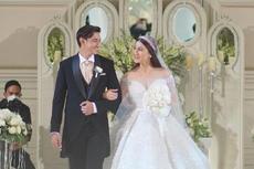 Bak Film, Begini Romantisnya Perjalanan Cinta Felicya Angelista dan Caesar Hito