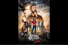 Sinopsis Mythic Quest, Konflik Pecah di Studio Game, Tayang di Apple TV+