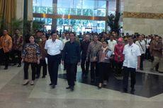 Jokowi Tinjau Persiapan KTT OKI di JCC