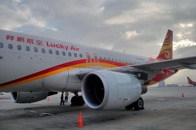 Lucky Air.