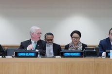Di Sidang PBB, Menlu Retno Ceritakan Sukses Indonesia Berdayakan Perempuan