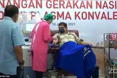 Berkaca dari Airlangga Hartarto, Bisakah Orang yang Belum Terinfeksi Covid-19 Ikuti Donor Plasma Konvalesen?
