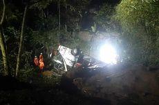 Sederet Fakta Insiden Bus Peziarah Masuk Jurang, Terbalik 180 Derajat, 23 Tewas
