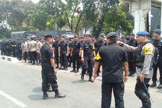 Ada Demo, Polisi Kerahkan 1.300 Personel untuk Amankan Gedung KPK