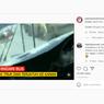 Video Bus Lindas Motor, Ini Risiko Menempel Kendaraan Besar