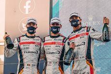 Sean Gelael Raih Podium Kedua di FIA World Endurance Championship 2021