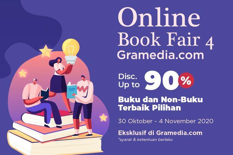 Online Book Fair Gramedia