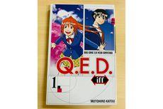 Serial Komik Q.E.D Akhirnya Comeback di Indonesia