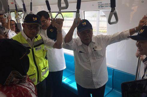 Naik MRT, Hanya 16 Menit dari Sisingamangaraja-Bundaran HI