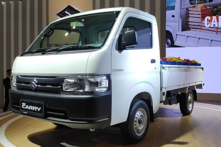 New Suzuki Carry Pick Up