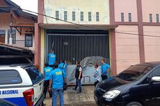 BNN Bongkar Pabrik Narkoba Pil PCC di Lahan Pemkot Bandung
