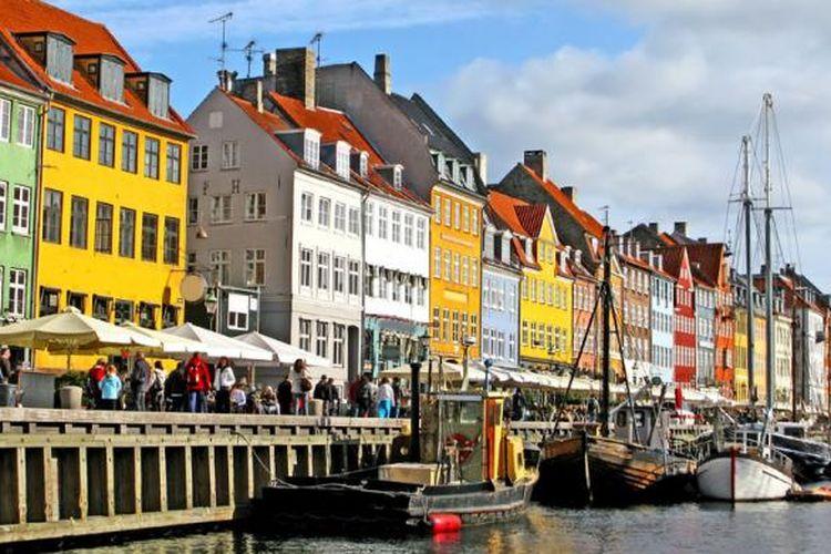 Salah satu sudut negara Denmark