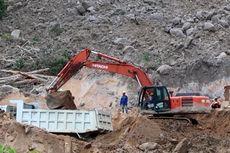 Korban Longsor PLTA Batang Toru yang Ditemukan Bertambah, Total 10 Orang