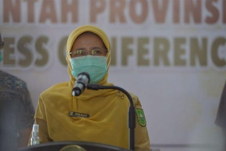 Kepala Dinas Kesehatan Riau Mimi Yuliana Nazir.Dok Pemprov Riau