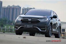 Aura Baru CR-V Facelift 1.5L Turbo Prestige yang Lebih Segar