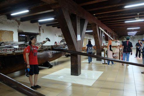 Pascakebakaran, Hari Ini Museum Bahari Dibuka untuk Umum
