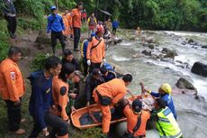 KNKT Investigasi Penyebab Kecelakaan Bus Sriwijaya