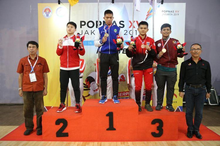 POPNAS 2019, Jabar Raih 2 Emas dari Karate