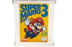 Super Mario Bros 3 Langka Terjual Sebagai Kaset Game Termahal