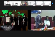 Indonesia dan Iran Jalin Kerja Sama Perpustakaan Nasional