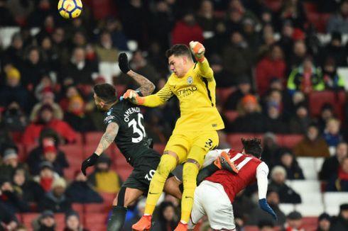 Atalanta Vs Man City - Cedera, Ederson Diragukan Main Lawan Liverpool