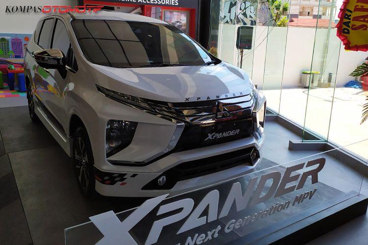 Xpander Limited di Pontianak